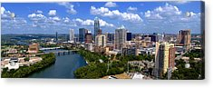 My Austin Skyline No Signature Text Acrylic Print