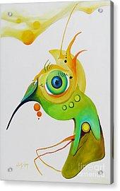 My Bird Acrylic Print