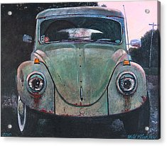 My Bug Acrylic Print