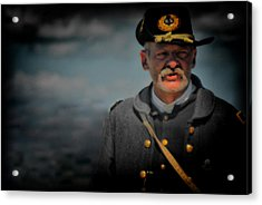 My Captain Acrylic Print