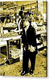 My Chinatown Marketplace Acrylic Print
