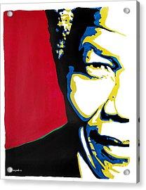 My Dear Nelson Mandela Acrylic Print