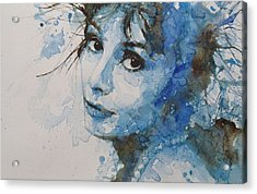 My Fair Lady Acrylic Print by Paul Lovering