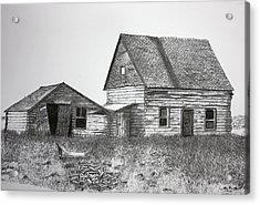 My Father's Birthplace Acrylic Print