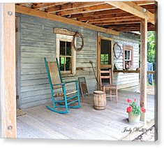 My Front Porch Acrylic Print