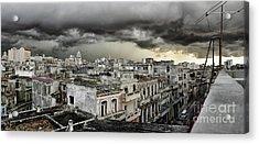 My Havana Roof Acrylic Print