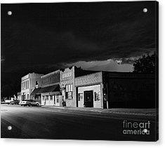 My Home Town II Acrylic Print