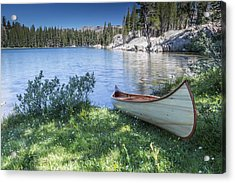 My Journey Acrylic Print by Jon Glaser