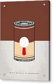 My Mario Warhols Minimal Can Poster-donkey Kong Acrylic Print