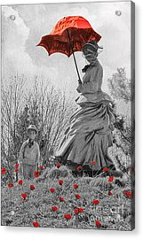 My Monet Acrylic Print by Tom York Images