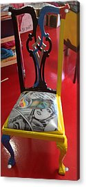My Mother Was A Table Acrylic Print