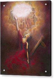 My Salvation  Acrylic Print