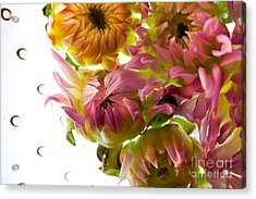 My Secret Garden Acrylic Print
