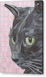 My Shadow Acrylic Print by Linda Pieroth Smith