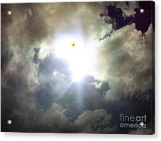 My Soul Up There Acrylic Print by Joe A