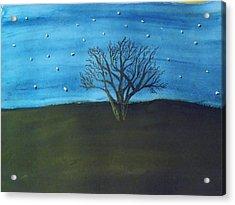 My Starry Sky Acrylic Print