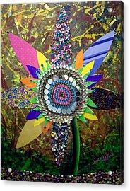 My Sunflower Acrylic Print