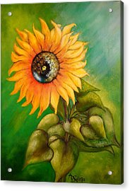 My Sunshine Acrylic Print