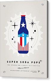 My Super Soda Pops No-14 Acrylic Print