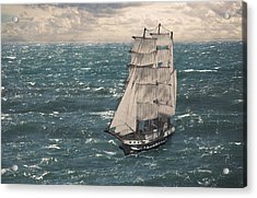 My Tall Ship Acrylic Print