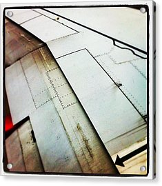My View. Travel Today.  #sna #travel Acrylic Print