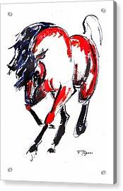 My Way 1 Acrylic Print