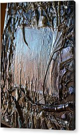 Mysterious Forest Acrylic Print by Deprise Brescia