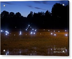 Mysterious Lights Acrylic Print by Jonathan Welch