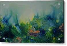 Mysterious Ocean Acrylic Print