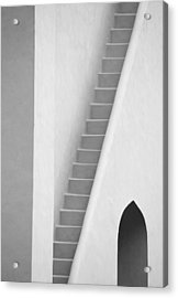 Mysterious Staircase Acrylic Print