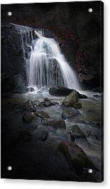 Mysterious Waterfall Acrylic Print