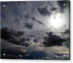 Mystery Of The Sky Acrylic Print by Glenn McCarthy Art and Photography