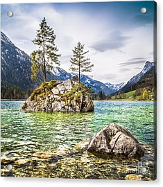 Mystic Bavaria Acrylic Print by JR Photography