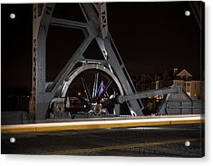 Mystic Drawbridge Linkage Acrylic Print