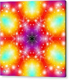 Mystic Karma Acrylic Print