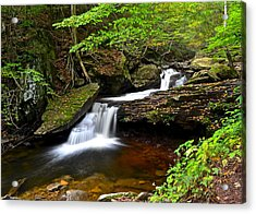 Mystical Magical Place Acrylic Print by Frozen in Time Fine Art Photography