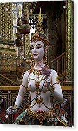 Mythologic Beauty Acrylic Print by Gregory Smith