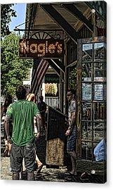 Nagle's Apothecary Cafe Acrylic Print