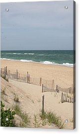 Nags Head Beach Acrylic Print