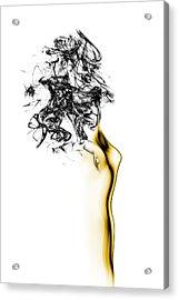 Naked 2 Acrylic Print