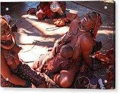 Nama Natives Acrylic Print
