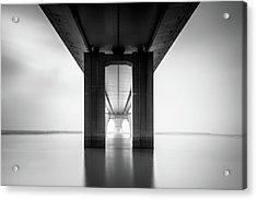 Nanjing Yangtze River Bridge Acrylic Print