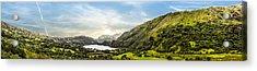 Nant Gwynant Panoramic Acrylic Print