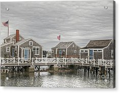 Nantucket Days Acrylic Print