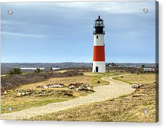 Nantucket's Sankaty Head Light Acrylic Print