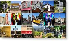 Napa Sonoma County Wine Country 20140906 Acrylic Print