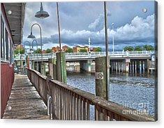 Naples Florida Waterfront Acrylic Print