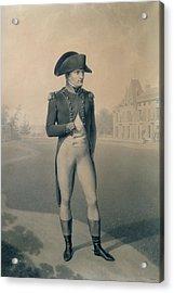 Napoleon Bonaparte  Acrylic Print