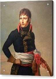 Napoleon Bonaparte As First Consul Acrylic Print