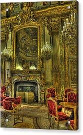 Napoleon IIi Room Acrylic Print